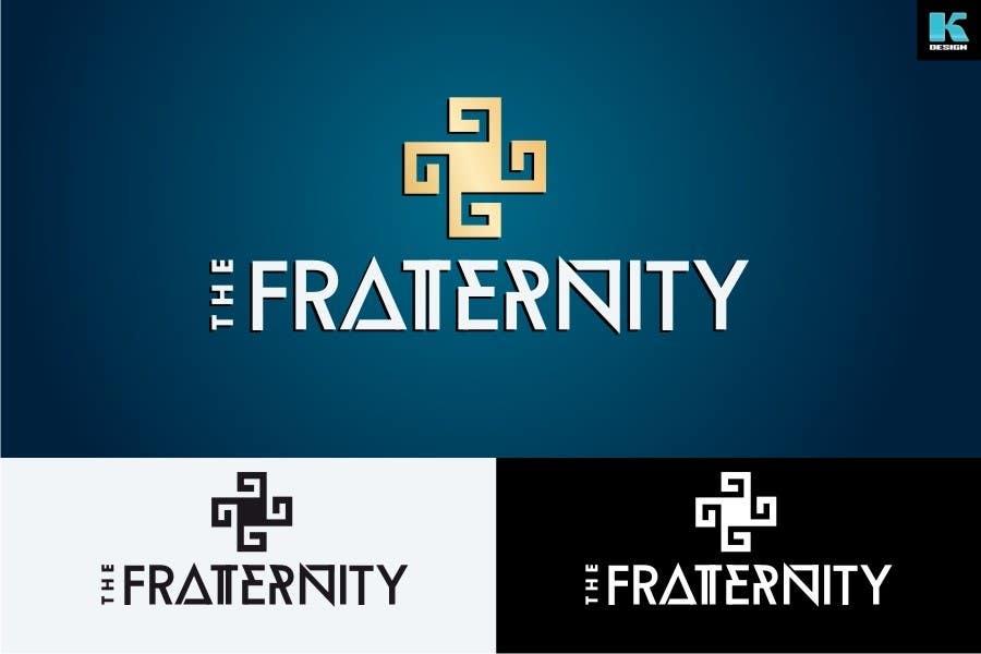 Bài tham dự cuộc thi #                                        103                                      cho                                         Logo Design for The Fraternity