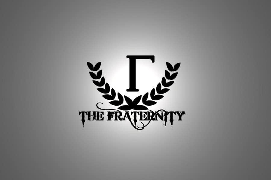 Bài tham dự cuộc thi #                                        33                                      cho                                         Logo Design for The Fraternity