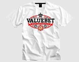 #63 for Design a T-Shirt for an online poker related website af GOTGETdp