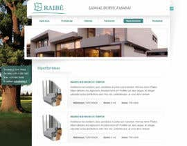 #3 for Design 2 pages for a website by shrigenesiss