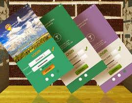 gehtesham888 tarafından Design an App Mockup için no 2