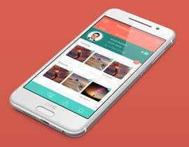 nbillionea tarafından Design an App Mockup için no 22