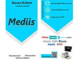 anb1809 tarafından Diseñar tarjeta de presentación para empresa de venta de equipo médico için no 13