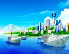 Nro 29 kilpailuun Creative Website Background Image Needed käyttäjältä darkribbon