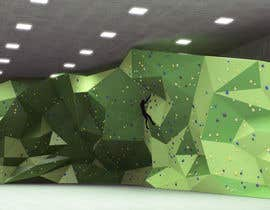 #8 for 3D Model of a Rock Climbing Wall by aptoverde