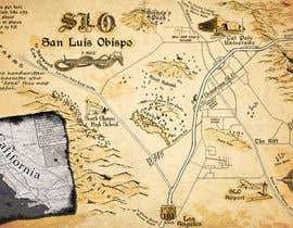 #10 for Make a fantasy map for my book by Farthur