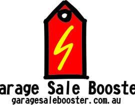 Nro 5 kilpailuun Design a Logo for a garage/Yard Sale Advertising Business käyttäjältä GeorgePW