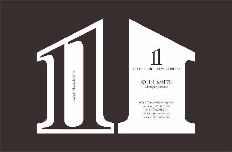 Penyertaan Peraduan #37 untuk Design some Stationery for web design company