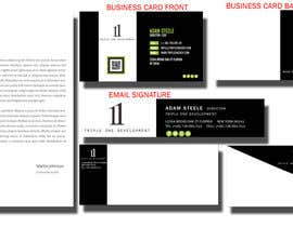nº 12 pour Design some Stationery for web design company par Silverlyte