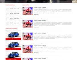 Nro 8 kilpailuun Best Homepage Designer - 15th project. käyttäjältä RoboExperts