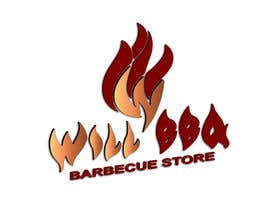 sousspub tarafından Hi everyone. I am going to run a BBQ hardwares store in Melbourne with all those BBQ stands and BBQ accessories. Trying to come up with a name and logo of the company. By the way, my name is Will. It will be good if you could use my name as a part of the  için no 55