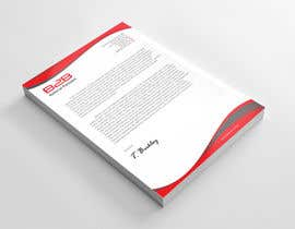 nº 31 pour Design some Stationery for a letterhead for B2B par ezesol