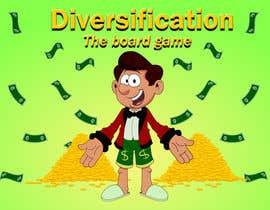 Nro 10 kilpailuun Diversification board game animation käyttäjältä stants