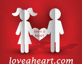 nº 20 pour Logo needed for new website loveaheart par nextstep789123