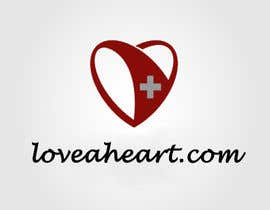 nº 26 pour Logo needed for new website loveaheart par nextstep789123