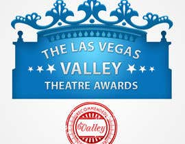 #86 for Design Logo and Seal for a Theatre Awards Program by webtownsolution
