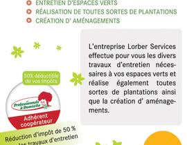 #4 for Flyer pour paysagiste by bab55z