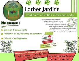 #21 for Flyer pour paysagiste by hermitphoenix