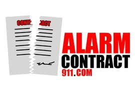 nº 133 pour Design a Logo for Alarm Contract 911 par mergedCube