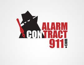#146 for Design a Logo for Alarm Contract 911 af jvencilao