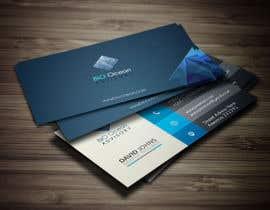 Nro 98 kilpailuun Design some Business Cards käyttäjältä sid520