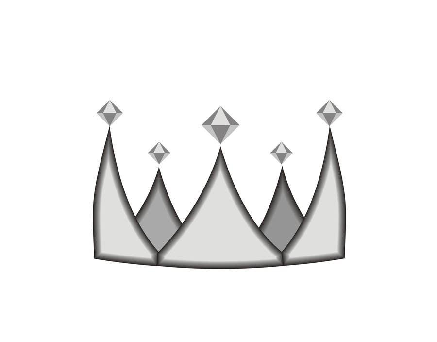 Kilpailutyö #95 kilpailussa Design a crown