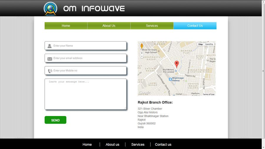 #2 for Write a IOS & Andriod Phone application for Referralamte Application by ominfowave