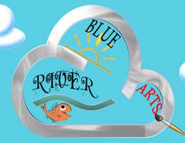 nº 222 pour Design a Logo for Blue River Arts par Jacksonman1