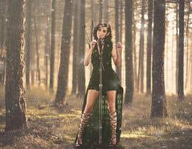 FedericaEcate tarafından Help Christina Grimmie's wish come true!!! Let's turn her into an elf!!! için no 13