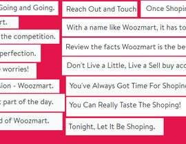 Nro 234 kilpailuun Write a tag line/slogan käyttäjältä medjaize
