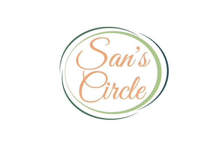 Kilpailutyö #54 kilpailussa Design a Logo for San's Circle