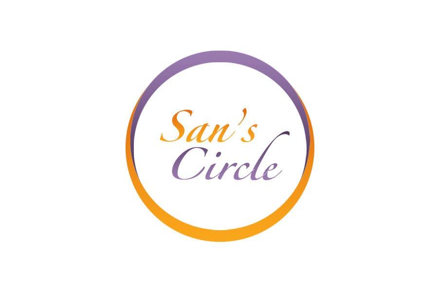 Kilpailutyö #15 kilpailussa Design a Logo for San's Circle