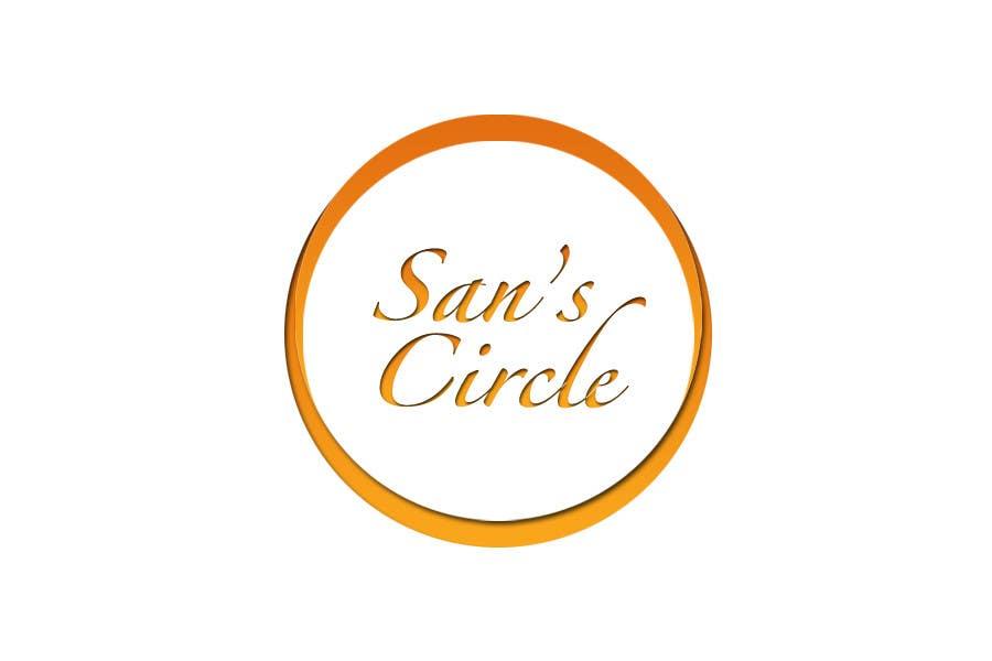 Kilpailutyö #17 kilpailussa Design a Logo for San's Circle