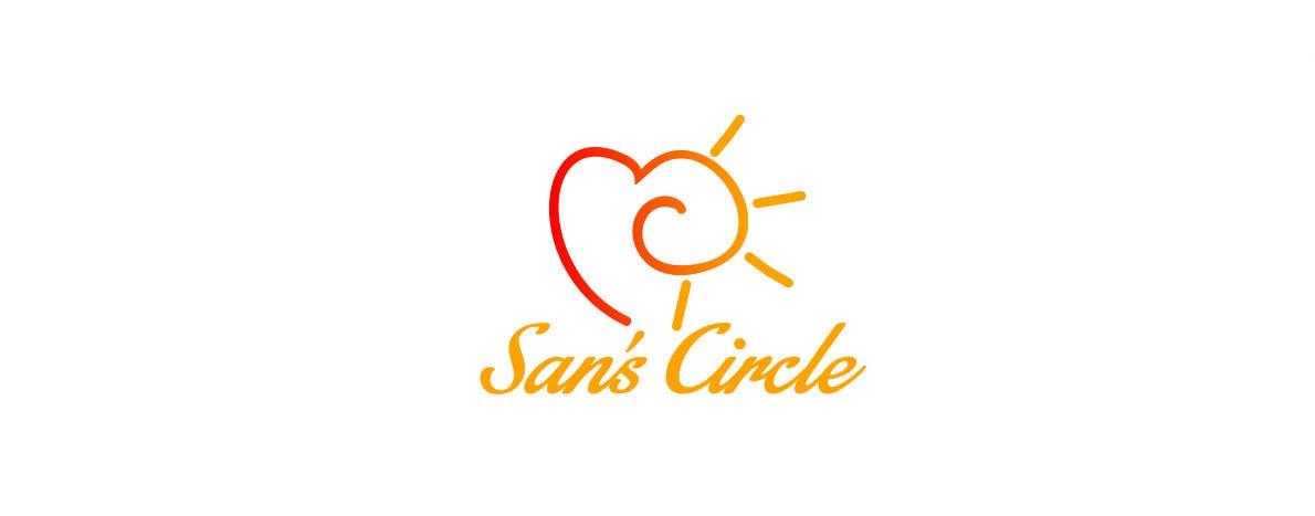 Kilpailutyö #129 kilpailussa Design a Logo for San's Circle