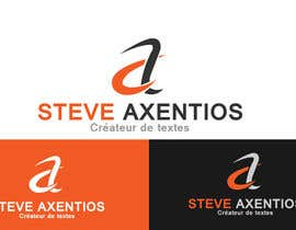 #168 for Create a logo for Steve Axentios by creativeblack