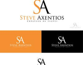 #122 for Create a logo for Steve Axentios by MITHUN34738