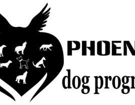 #26 para Design a Logo for Phoenix Dog Program for Rescue por ionutolariu