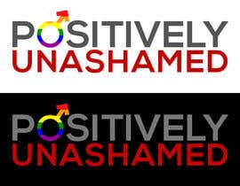 #55 para Design a Logo for Positively Unashamed por vladspataroiu