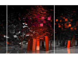 #18 for Looking for an awesome abstract contemporary digital design by zero1graphics