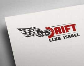 #103 for Design a Logo for DRIFT CLUB ISRAEL af legol2s