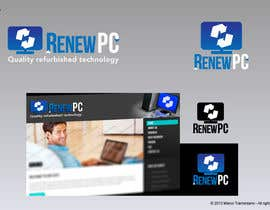 #25 untuk Logo and header for PC/Laptop eCommerce website oleh MarcoTramontano