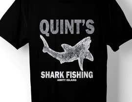 Nro 35 kilpailuun Design a Shark Fishing T-Shirt käyttäjältä ratnakar2014
