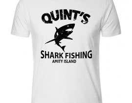 Nro 30 kilpailuun Design a Shark Fishing T-Shirt käyttäjältä danesebastian