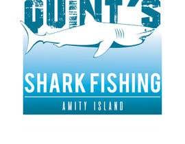 Nro 29 kilpailuun Design a Shark Fishing T-Shirt käyttäjältä divgagnani