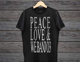GraphicMania786 tarafından Text Only- t shirt design için no 38