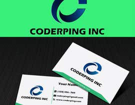 dirison134 tarafından Logo and Business card for Coderping Inc için no 20