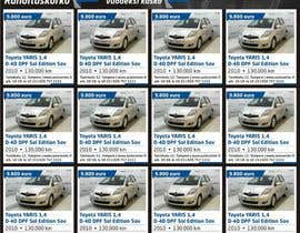 #24 for Re-design car dealer newspaper ad's by lacim