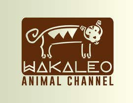 #74 untuk Design a logo for the Wakaleo animal channel! oleh AmEr22