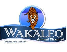 #112 untuk Design a logo for the Wakaleo animal channel! oleh angelajohnson70
