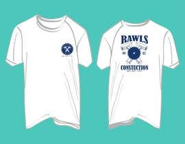 naythontio tarafından Design a T-Shirt using Corel Draw for a construction business için no 19